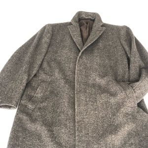 Men's Brooks Brothers  Saxxon medium length Coat